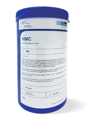 Chemical disinfection HMC