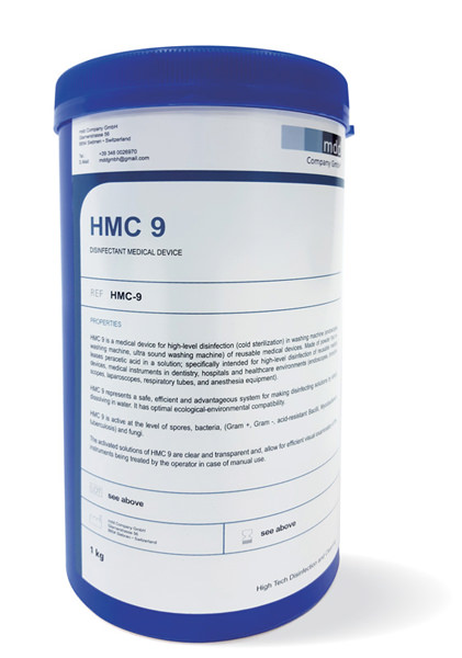 Chemical disinfection HMC9